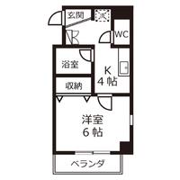 アットイン錦糸町7間取図