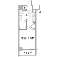 【Happy割】アットイン立川4-2間取図