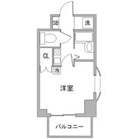 【秋割】アットイン東新宿4間取図