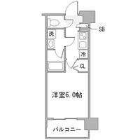 【秋割】アットイン大森3間取図