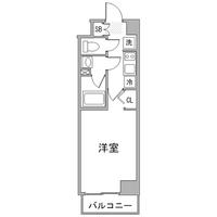 【冬先取りキャンペーン】アットイン麻布十番7間取図