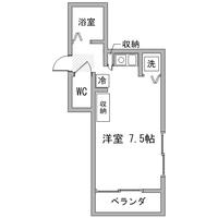 【マッチング・スポットセール】アットイン両国1-2間取図