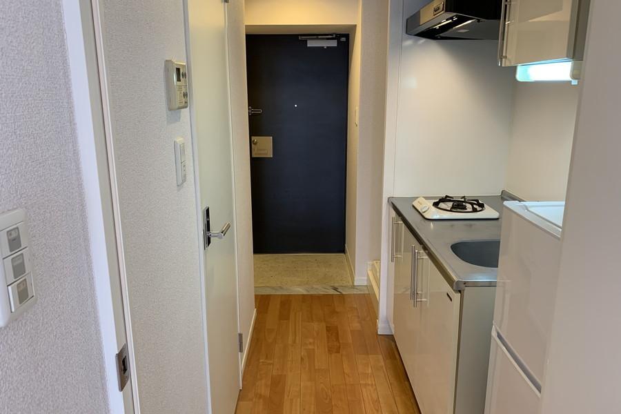 キッチン廊下②