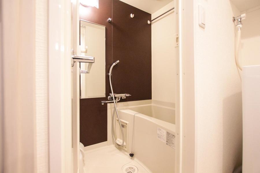 毎日の疲れを癒やすお風呂。便利な浴室乾燥機能搭載