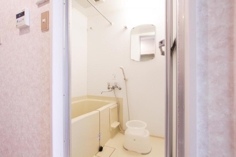 浴室乾燥機能搭載。お天気を気にすることなく洗濯物が干せる優れもの!