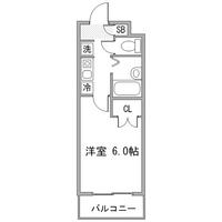 ◇アットイン馬込1間取図
