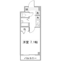 ◇アットイン品川5間取図