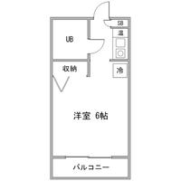 ◇アットイン行徳3間取図