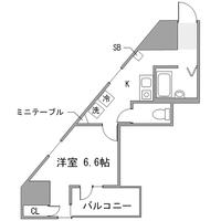 【Happy割】◇アットイン池袋5間取図