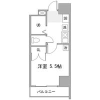 【Happy割】◇アットイン日本橋12間取図