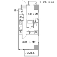 ◇アットイン浅草橋3間取図