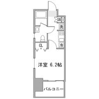 【秋割】◇アットイン浦安1間取図