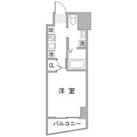 【冬先取りキャンペーン】アットイン横浜12間取図
