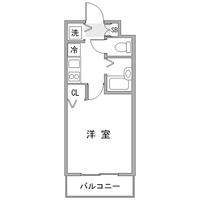 ◇アットイン馬込2間取図