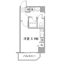 ◇アットイン新宿11間取図