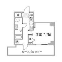 ◇アットイン東陽町2-2間取図