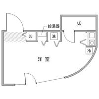 ◇アットイン東中野2間取図