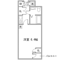 【お試しキャンペーン】アットイン品川7間取図