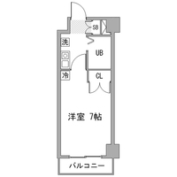 ◇アットイン大森5間取図