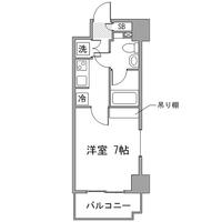 ◇アットイン横浜16間取図