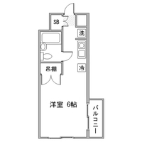 【冬先取りキャンペーン】アットイン大塚3間取図