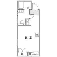 【キャンペーン】アットイン大塚6間取図