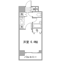 【長期割】◇アットイン立川5間取図