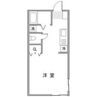 ◇アットイン中野6間取図