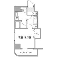 【ひとり暮らしデビュー応援★学割キャンペーン!】アットイン横浜19間取図