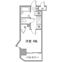 ◇アットイン大井町2間取図