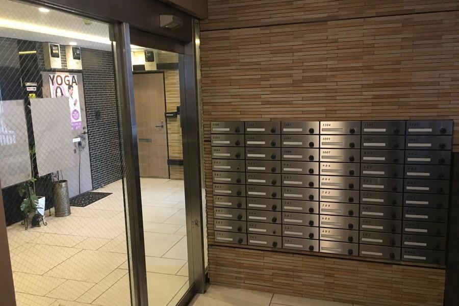 宅配ボックスはご不在がちな方に人気の設備
