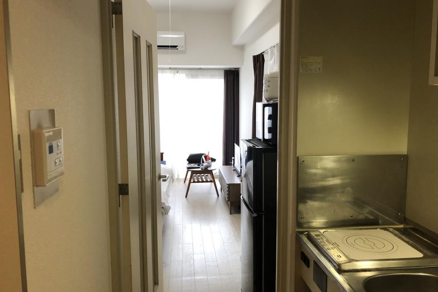 廊下・居室