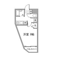 【お試しキャンペーン】アットイン板橋2間取図