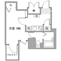 【冬先取りキャンペーン】アットイン赤羽3間取図