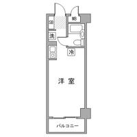 【秋割】アットイン新宿7間取図