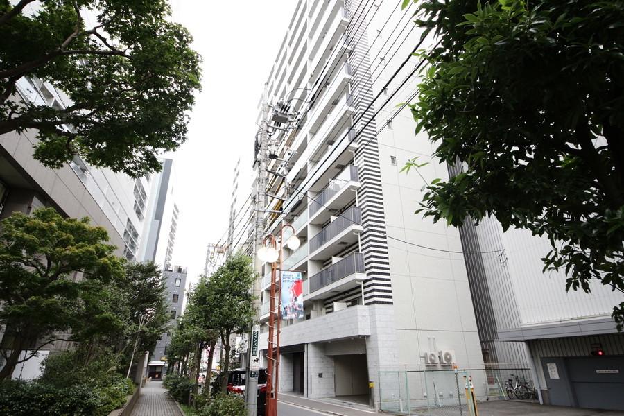 立川駅より徒歩5分圏内の好立地。都心部はもちろん川崎方面へも便利です