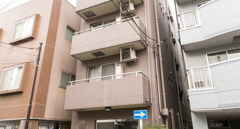 アットイン横浜3への道案内