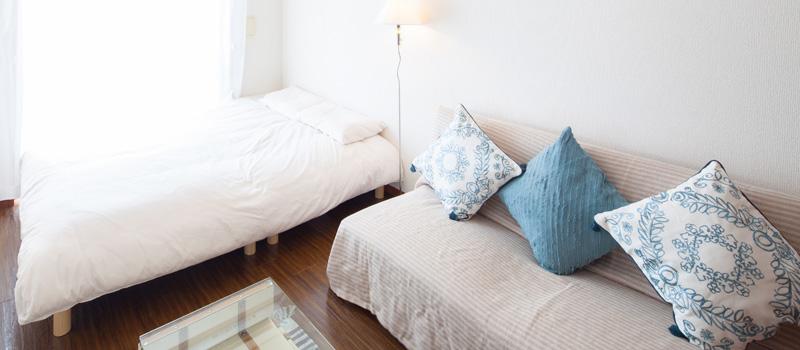 家具家電付きマンスリーマンションの特徴